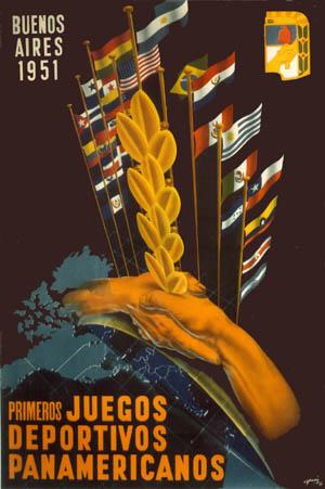 Começam os Jogos Pan-Americanos de Buenos Aires