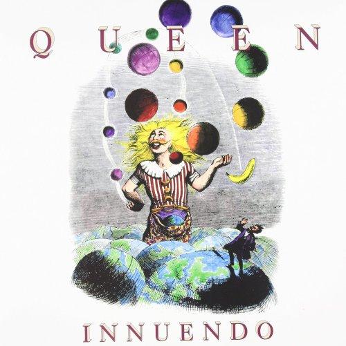 Queen lança Innuendo, o último álbum