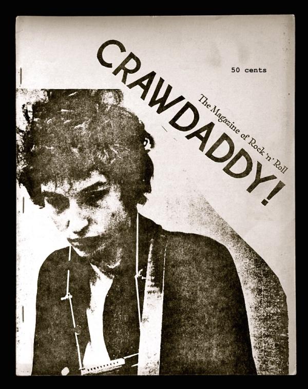Revista Crawdaddy! publica a primeira edição