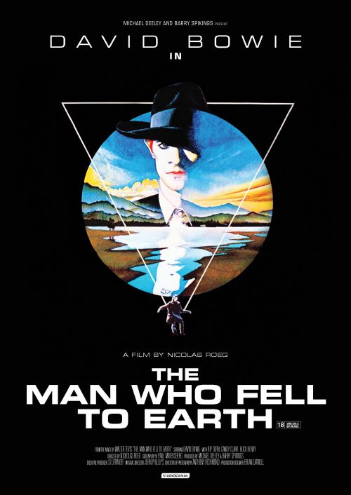 """The Man Who Fell to Earth"" estreia no Reino Unido"