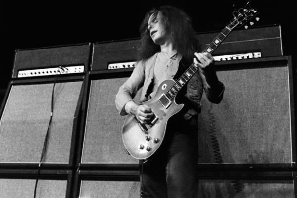 Morre o guitarrista Paul Kossoff