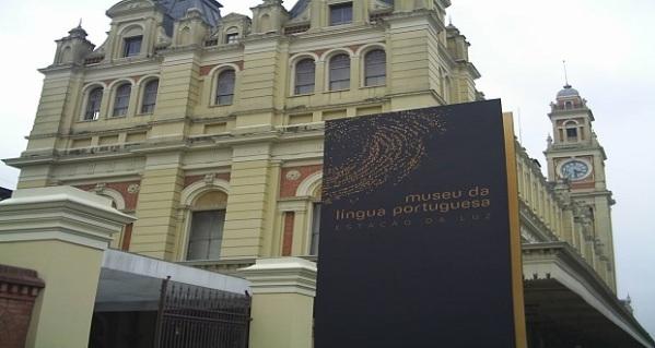 Museu da Língua Portuguesa é inaugurado em São Paulo