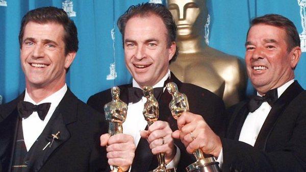 """""""Coração Valente"""" leva 5 prêmios no Oscar"""