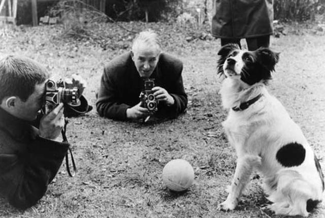 Cachorro recupera a Taça Jules Rimet em Londres