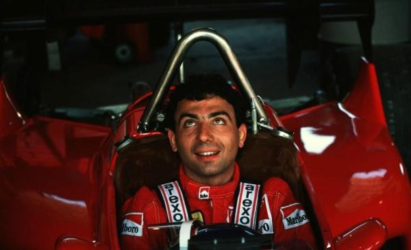 Morre o piloto Michele Alboreto
