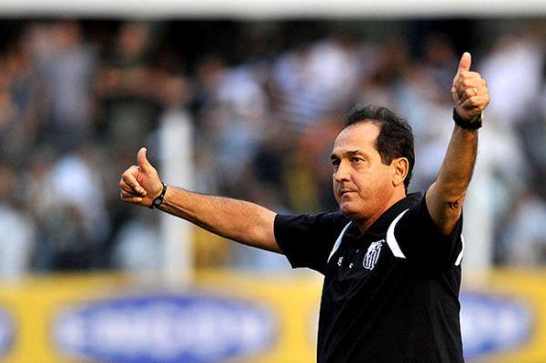 Muricy é o novo técnico do Santos