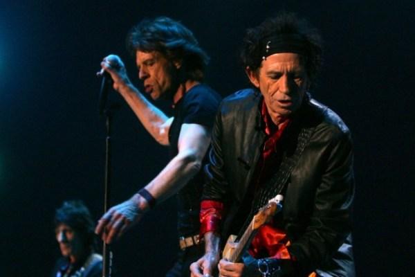 Rolling Stones se apresentam pela primeira vez na China