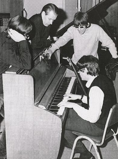 Beatles terminam a gravação de
