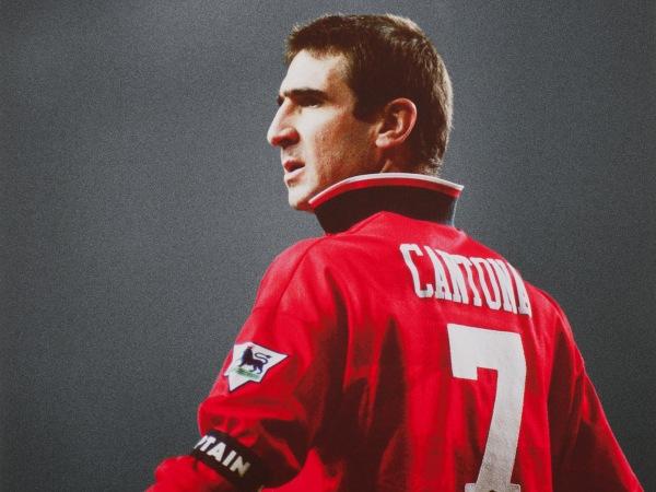 Cantona, 50 anos