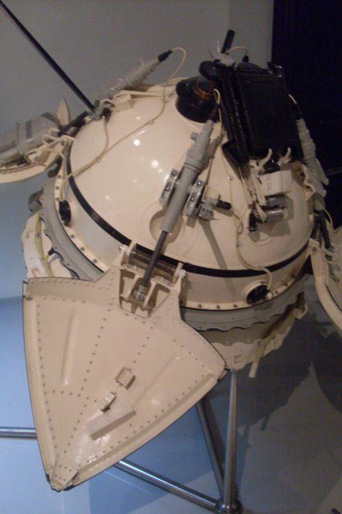 União Soviética lança espaçonave para pousar em Marte