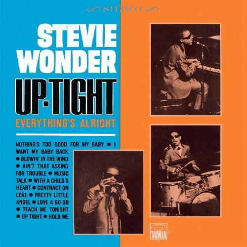 Stevie Wonder lança Up-Tight, o 5º álbum