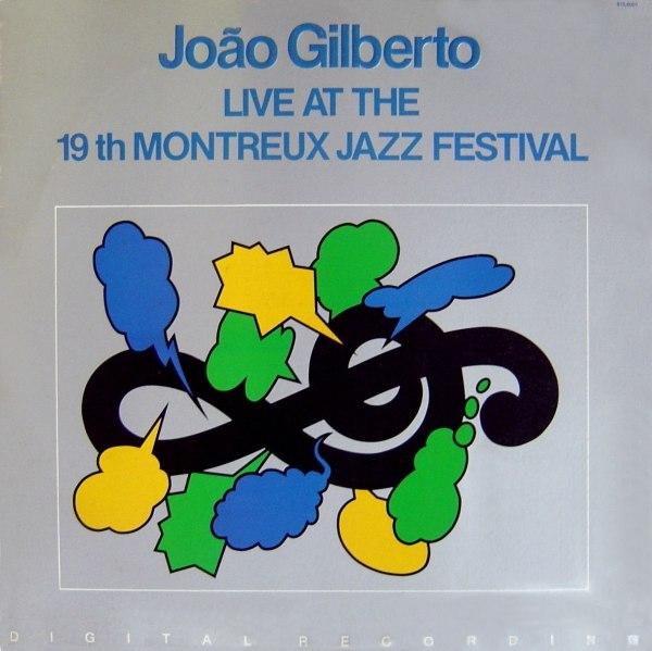 João Gilberto lança álbum ao vivo do Festival de Montreux