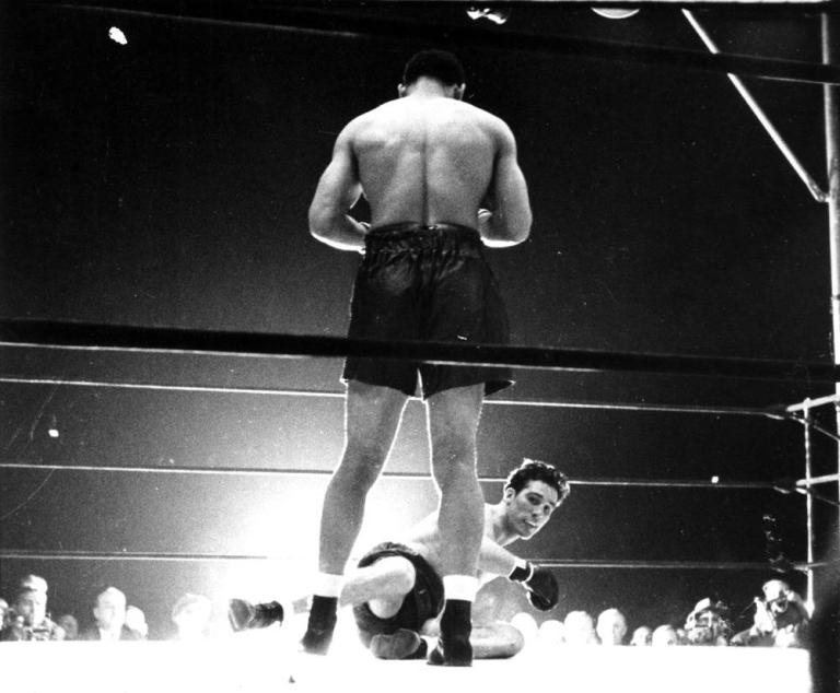 Joe Louis mantém cinturão dos pesados com nocaute em Billy Conn