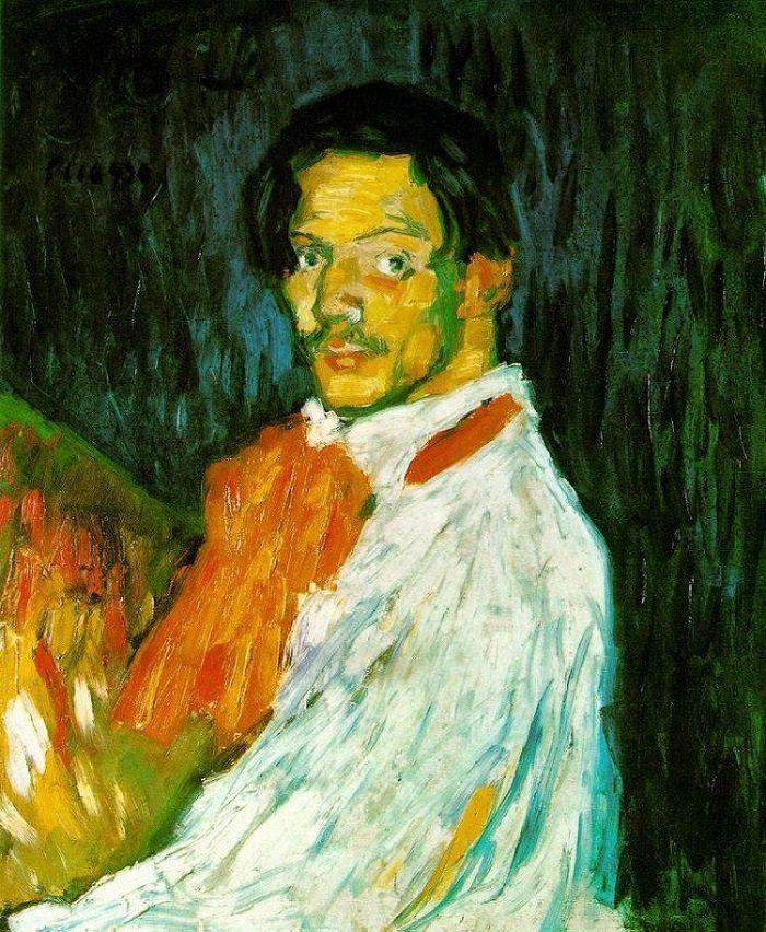 A primeira exposição de Pablo Picasso em Paris