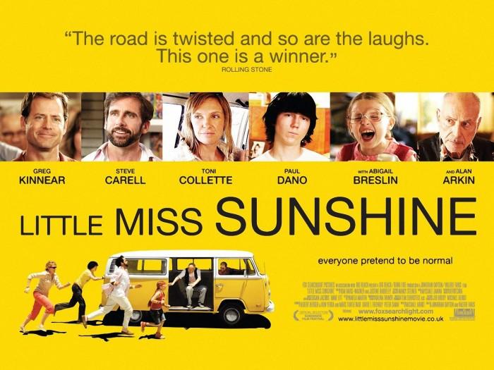 """""""Little Miss Sunshine"""" tem première em Los Angeles"""