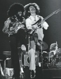 Com George Harrison