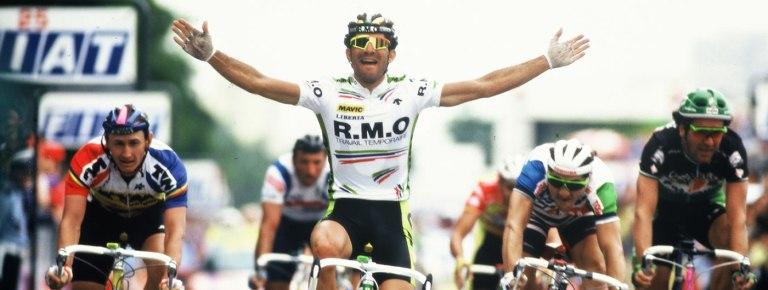 Brasileiro Mauro Ribeiro vence etapa do Tour de France