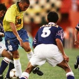 Ronaldo Fenômeno, que ainda era Ronaldinho