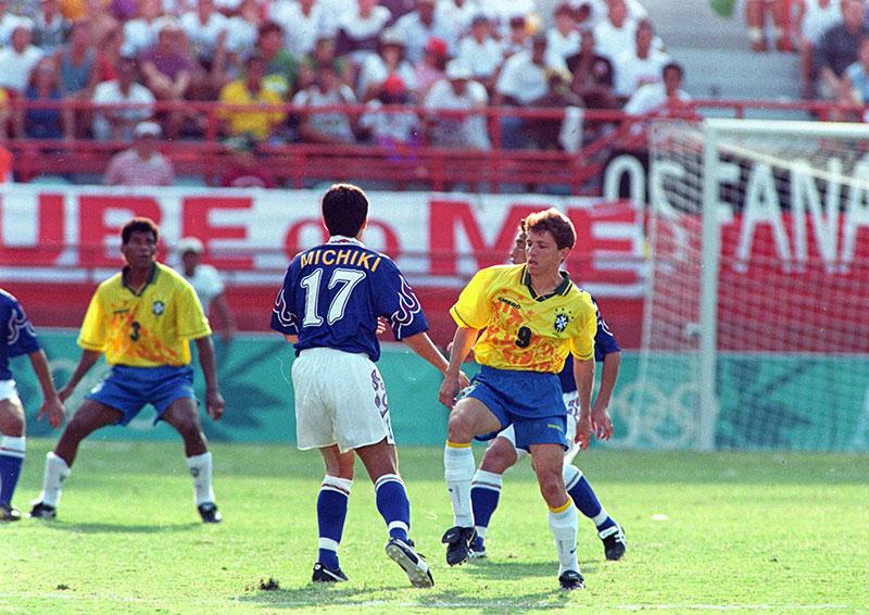 Brasil perde na estreia da Olimpíada de Atlanta – efemérides do éfemello bdcc650473b85