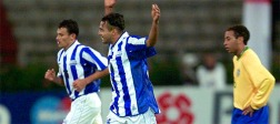 Honduras celebra o primeiro gol