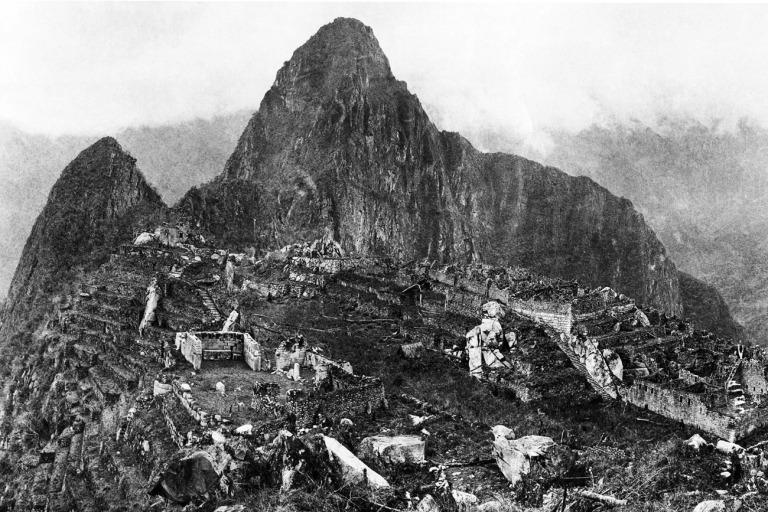 Machu Picchu é descoberta por Hiram Bingham