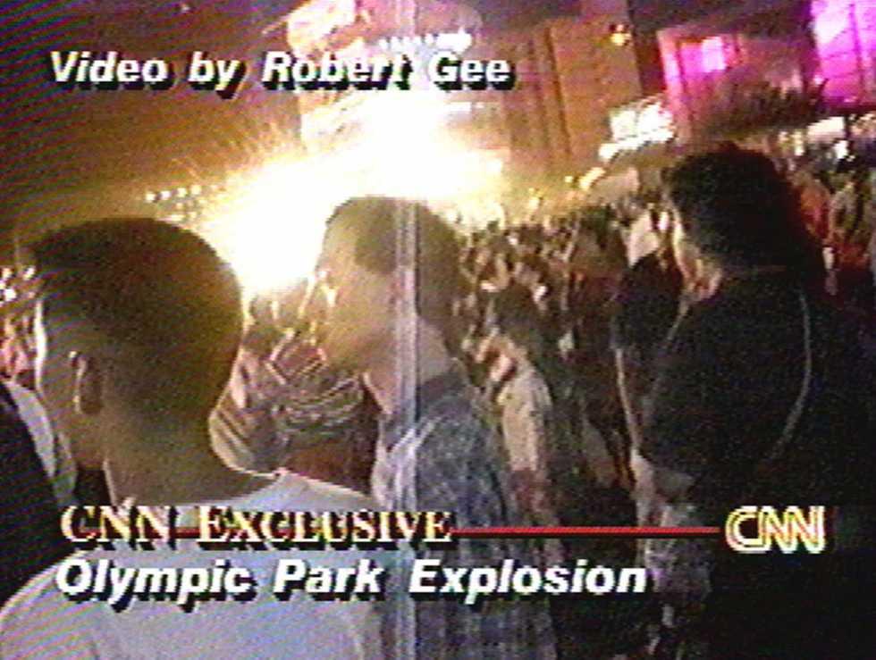 Atentado mata duas pessoas na Olimpíada de Atlanta