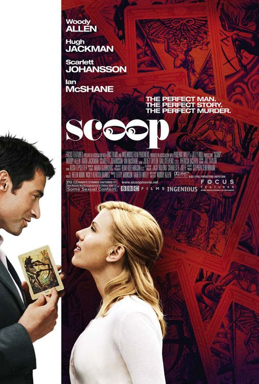 """Scoop"" estreia nos cinemas americanos"