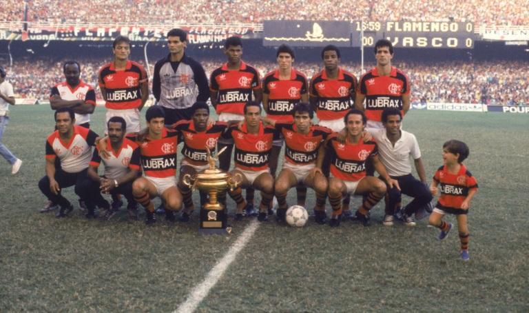 Flamengo conquista o Estadual do Rio