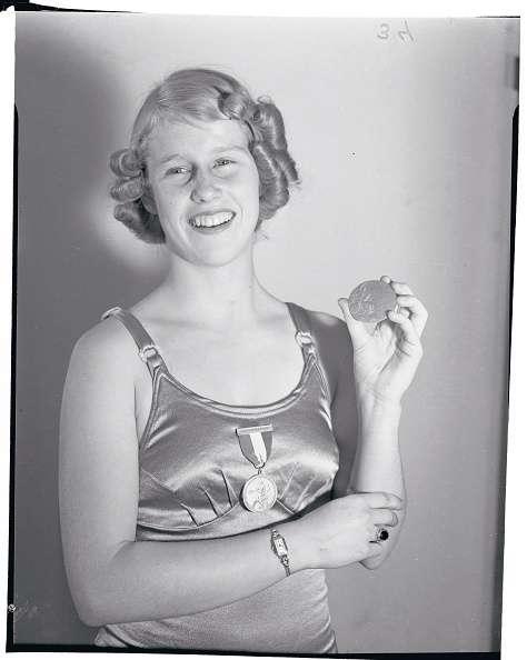 Marjorie Gestring, a mais jovem medalhista de ouro olímpica