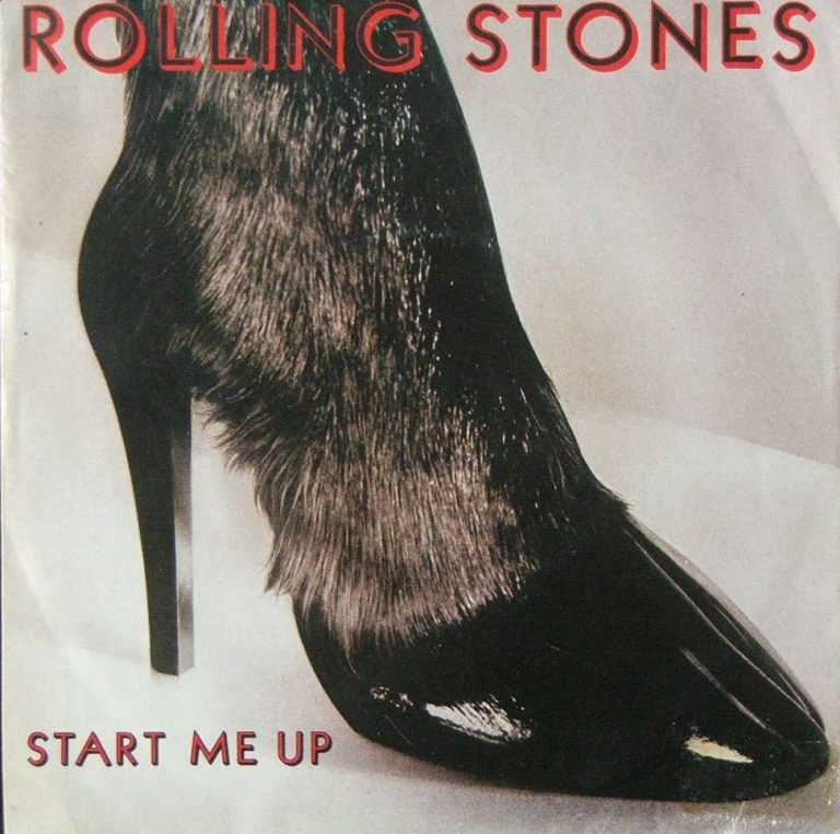 "Rolling Stones lançam ""Start Me Up"""