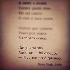 Poética I