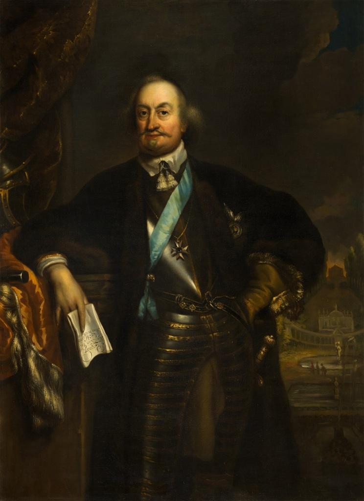 Maurício de Nassau é oficializado chefe do Brasil holandês