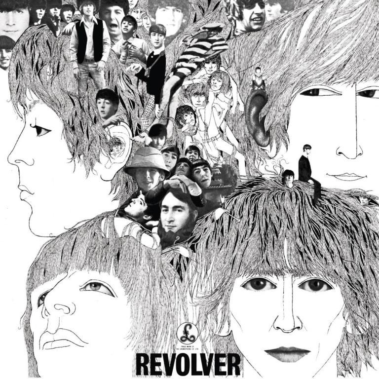 Beatles lançam Revolver no Reino Unido