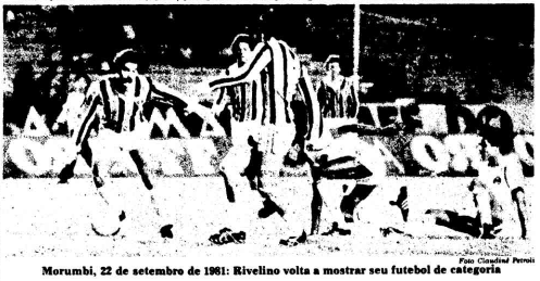 Foto no Estadão de 23 de setembro de 1981