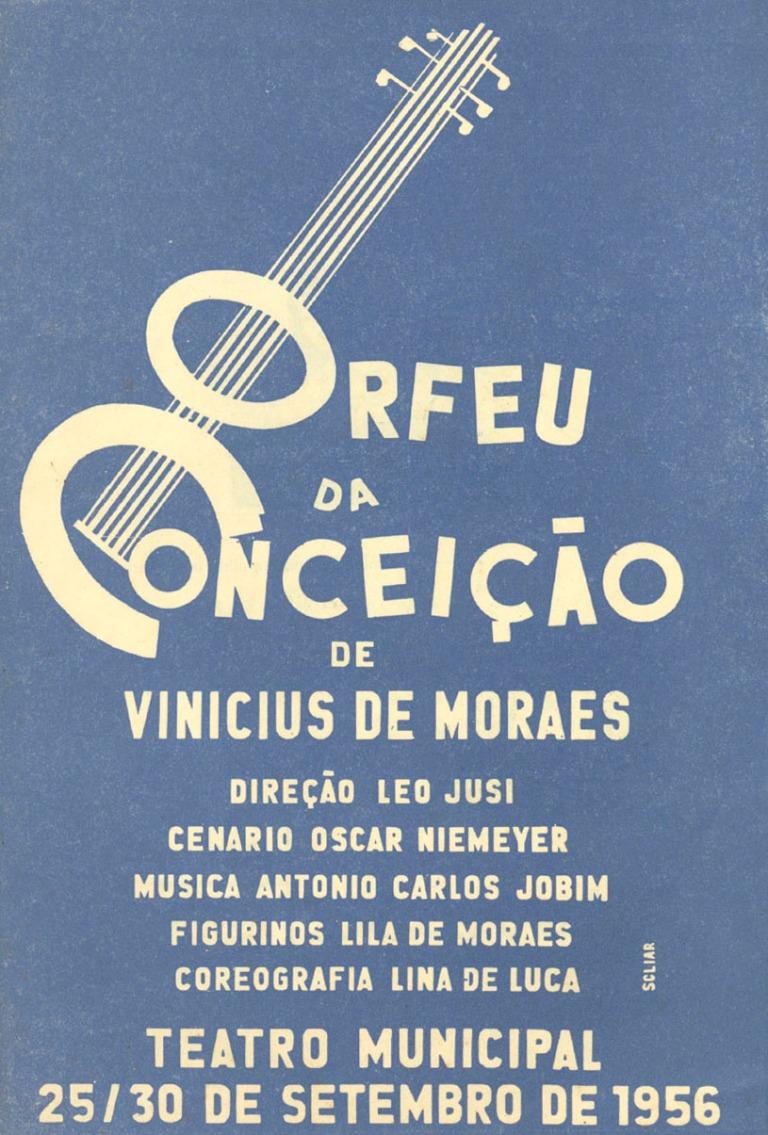 """Peça """"Orfeu da Conceição"""" estreia no Rio de Janeiro"""