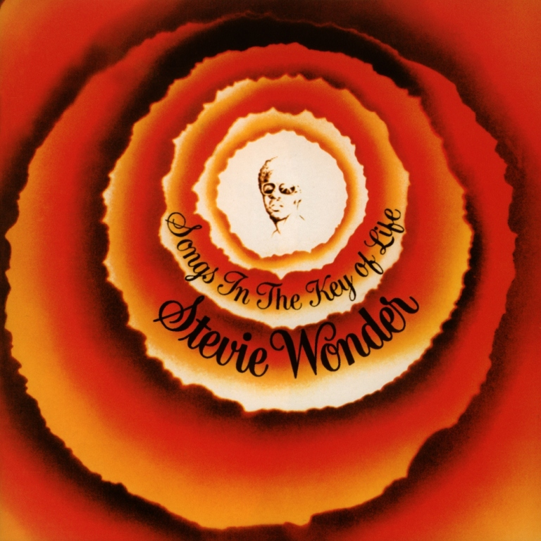 Stevie Wonder lança Songs in the Key of Life