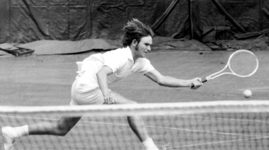 Jimmy Connors e Chris Evert têm as primeiras vitórias no US Open