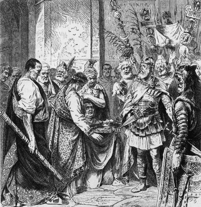 A queda do Império Romano do Ocidente