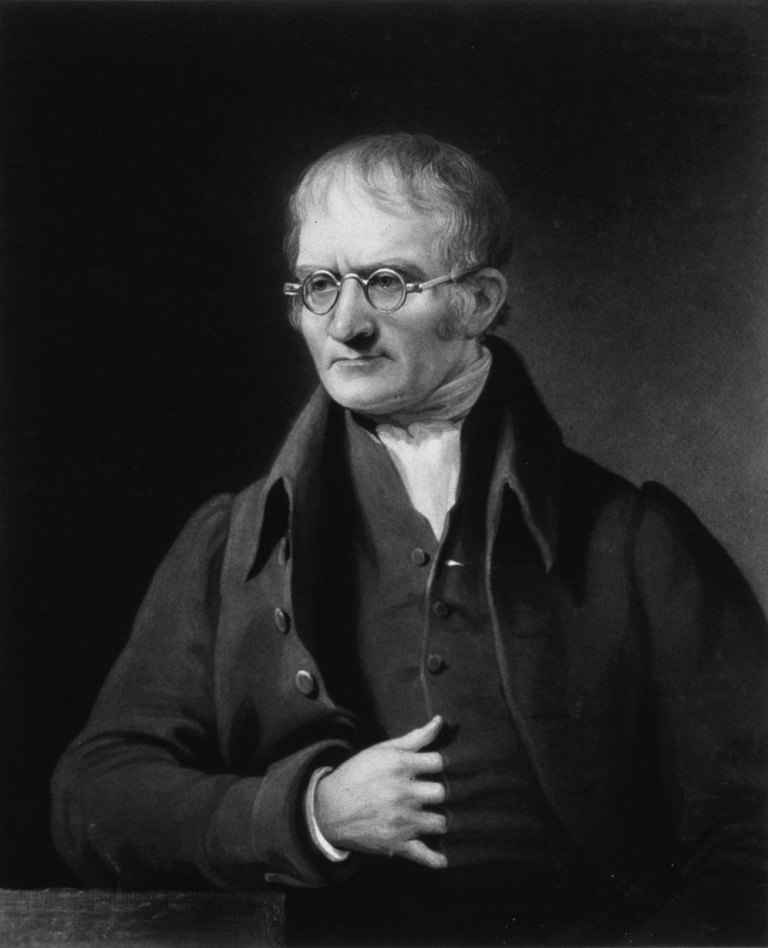 John Dalton, 250 anos