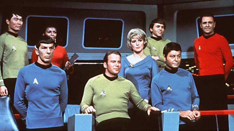 Série Star Trek estreia na TV americana
