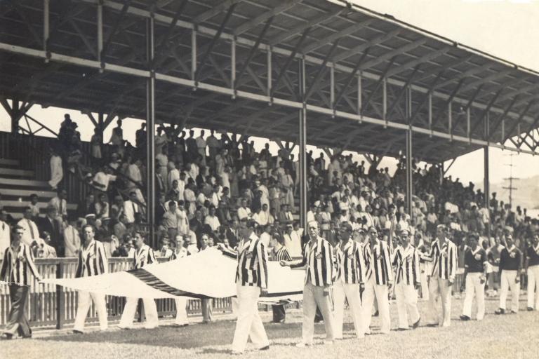 Vila Belmiro, 100 anos