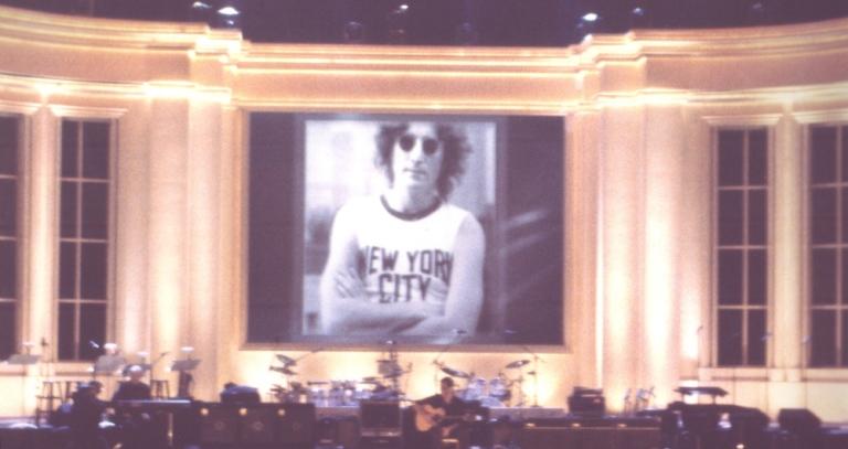 Uma noite para John Lennon e Nova York