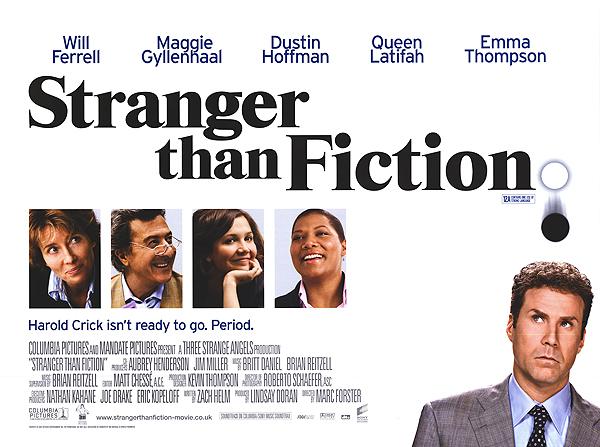 """""""Mais Estranho que a Ficção"""" estreia nos Estados Unidos"""
