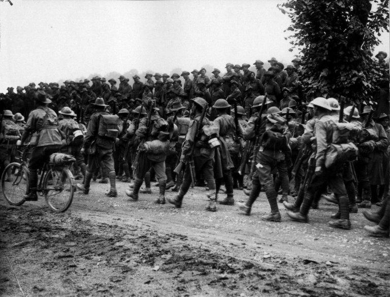 Termina a Batalha de Somme