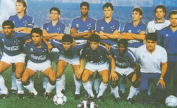 Cruzeiro é campeão da Supercopa Libertadores