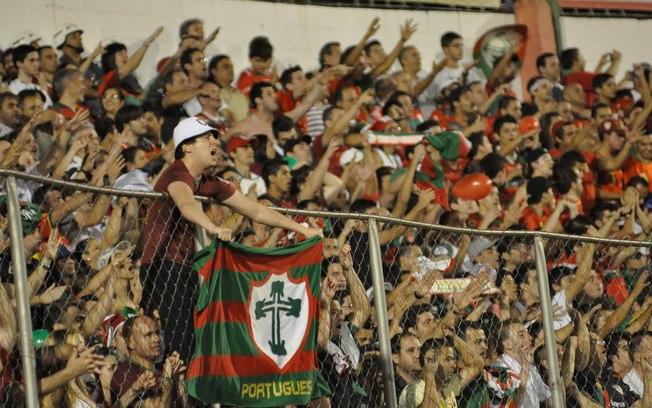 Portuguesa é campeã brasileira da Série B