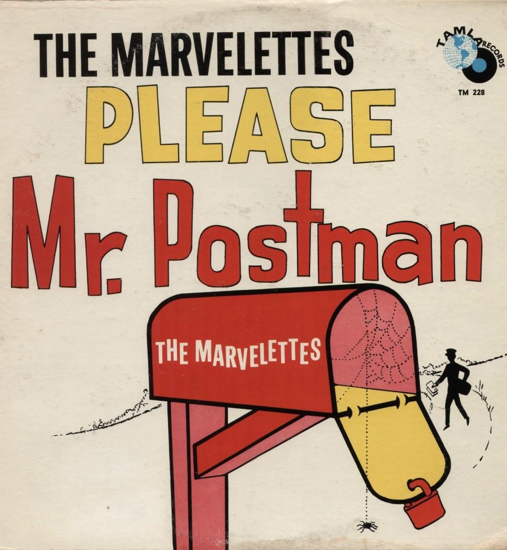 """""""Mr. Postman"""", o primeiro #1 da Motown"""