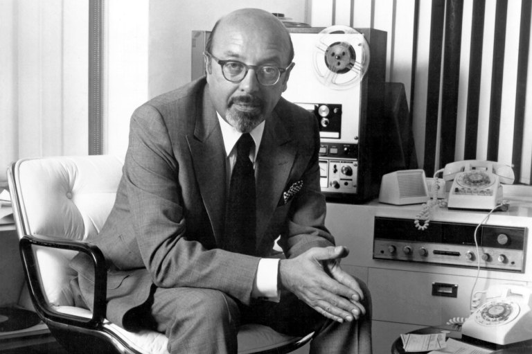 Morre Ahmet Ertegun, Midas da Atlantic Records