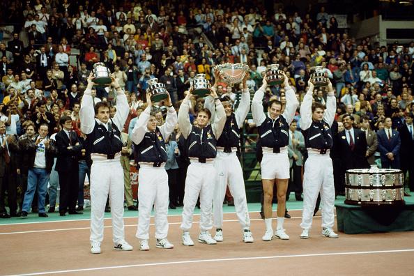 França conquista a Copa Davis após 59 anos