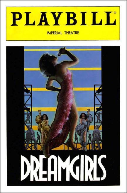 """""""Dreamgirls"""" estreia na Broadway"""